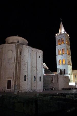Zadar Cathedral: The Cathedral of St Anastasia, Zadar