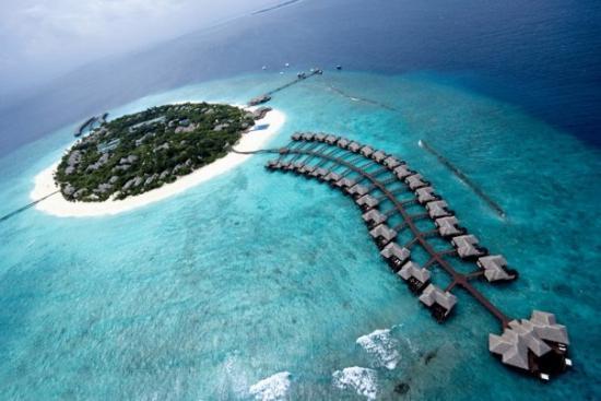 Gan Island: Gan, Asia maldives