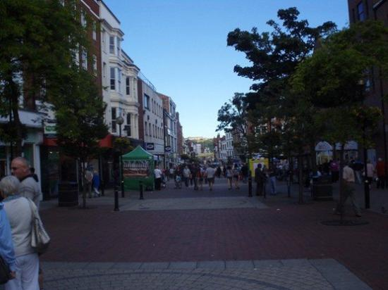 Scarborough, UK: Centrum