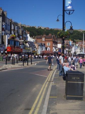 Scarborough, UK: V meste