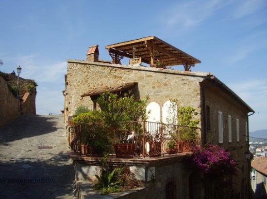 Castiglione Della Pescaia, Italien: Castiliogne Della Pescia