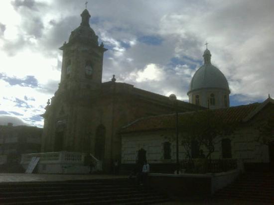 Iglesia de Paipa