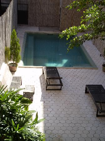 Angkor Panoramic Boutique Hotel: POOL