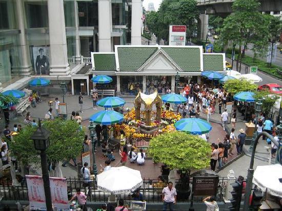 Бангкок бесплатно