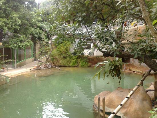 Huarn Jana Boutique Resort: Pool at Fondcome