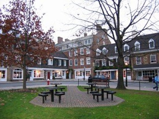 Принстон, Нью-Джерси: Palmer Square