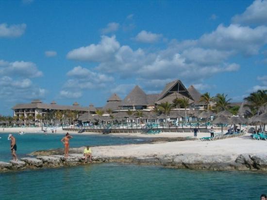 Catalonia Yucatan Beach Abril 2005 Mexico Hotel Riviera Maya Yucatán