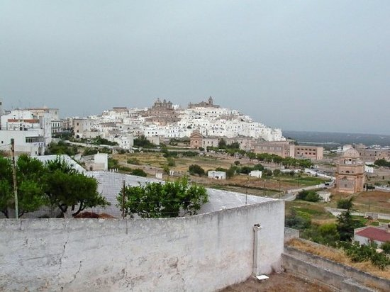 Bed and breakfast i Ostuni