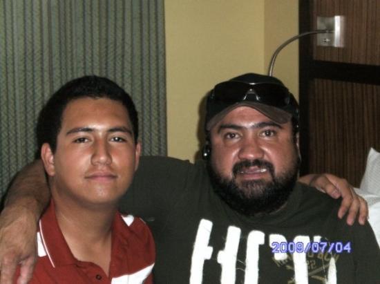 Nogales, AZ: Arnulfo & I
