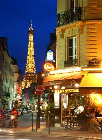 Hotel des Mines: Paris- the most romantic city in the world