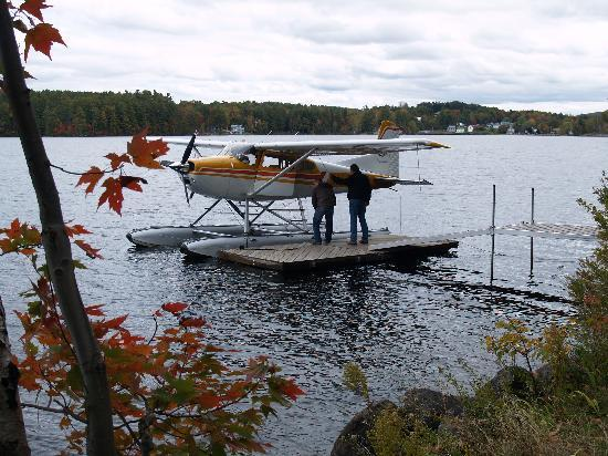 Scenic Air Flights available from Wilson Lake Inn