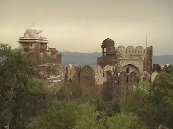 Rohtas Fort: Rohtas Citadel