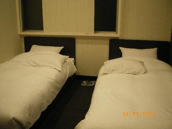 Hotel Kinki: Twin room non-smoking