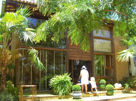 Refugio da Vila: Fachada