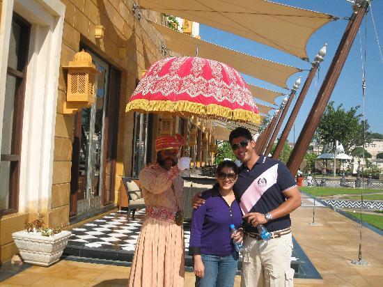 The Leela Palace Udaipur: Royal Treatment