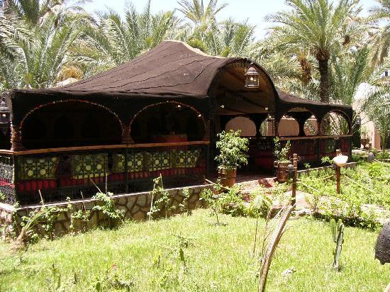 Riad Lamane : restaurant 1