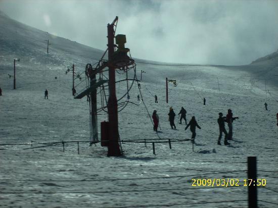 Hotel Tizgui: das gibts auch: Altas Gebirge auf 4000m, nur 35min entfernt