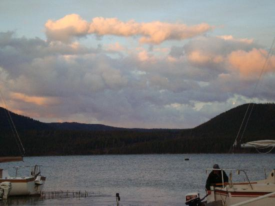 La Pine, OR: Paulina Lake