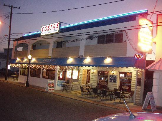Costas Restaurant Tarpon Springs Menu Prices Reviews Tripadvisor