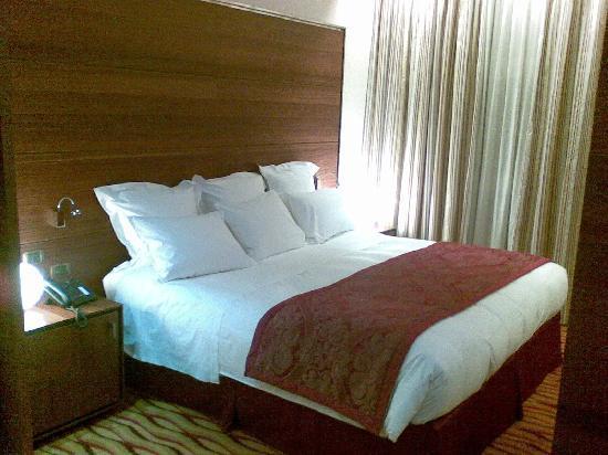 Best Western Premier BHR Treviso Hotel: il comodissimo letto