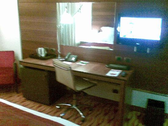 Best Western Premier BHR Treviso Hotel: la stanza