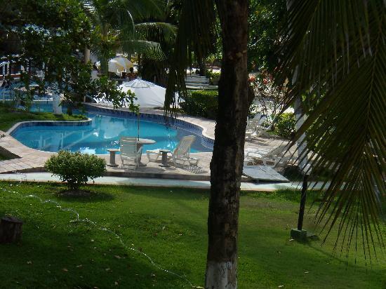 Resort Pau Brasil Praia: vista de la habitacion