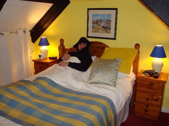 The Anchorage B&B St Ives : Top floor room