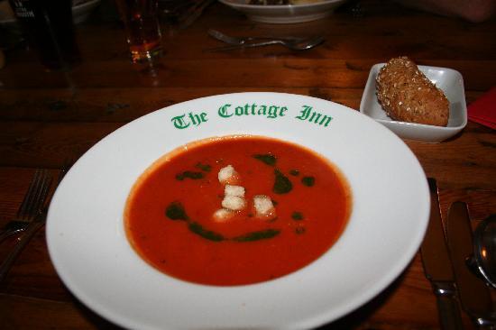 The Cottage Inn: My Starter