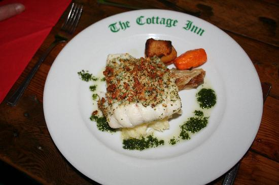 The Cottage Inn: My Main Meal