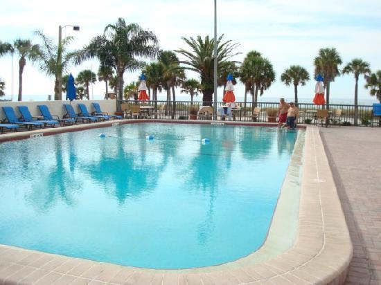 Holiday Inn Sarasota Lido Beach Pool At