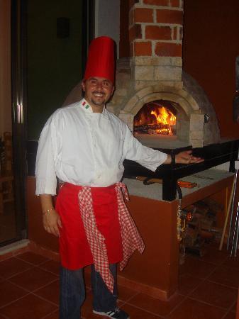 O Sole Mio: Chef