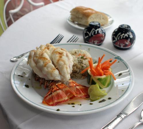Evita's Italian Restaurant: We don't serve Pasta only...