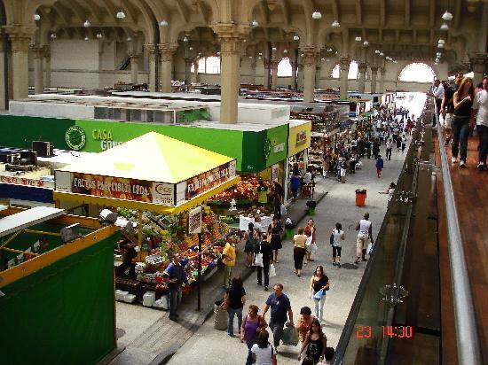Ibis Paulista: Mercado Municipal de San Pablo - Imperdible