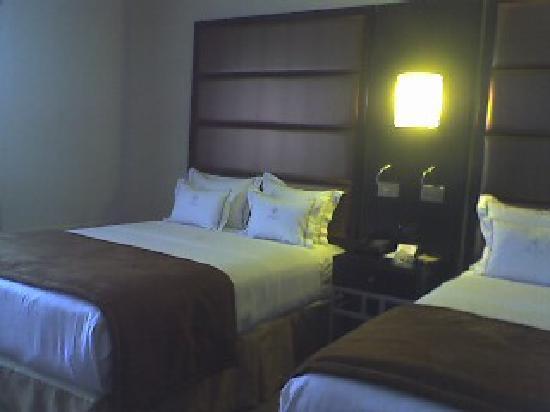 Hotel Real del Rio Tijuana: Double room