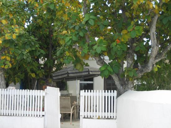 Manta House: North Bungalow--doesn't look like much from outside but...