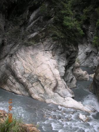 Taroko-kløfta: 鬼斧神工。。。大自然的美