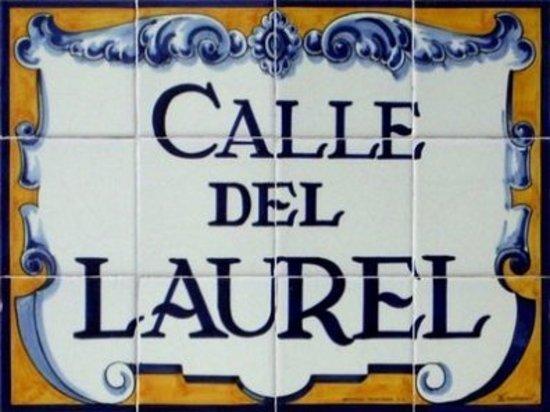 Logrono, إسبانيا: La calle más conocida de Logrono