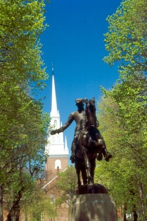 Old North Church & Historic Site