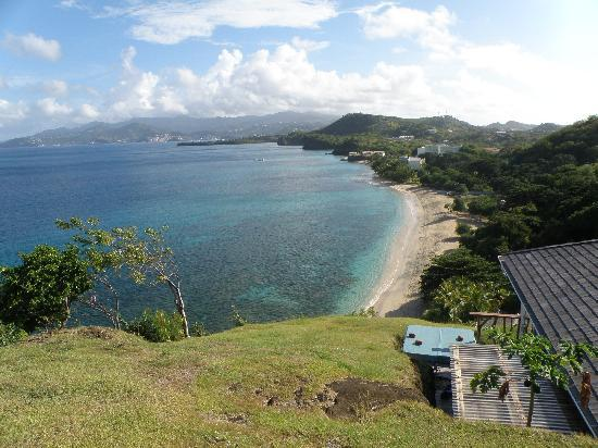 Maca Bana: View from hilltop