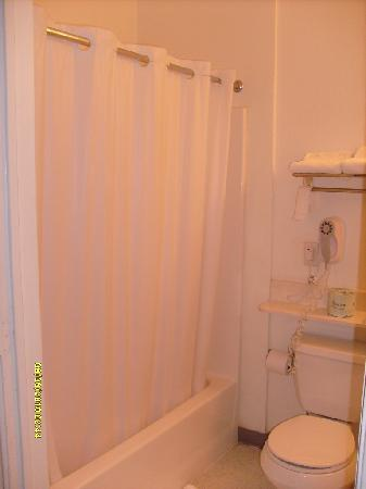 Austin Extended Stay Hotel: Bathroom