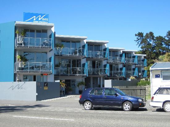 Kaikoura Apartments: the apartments