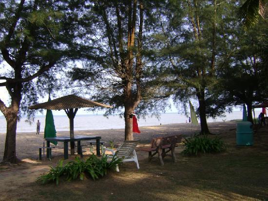 The Qamar Paka, Terengganu: Beach Front