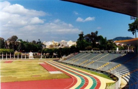 Xalapeño Stadium University City-Southeast Xalapa