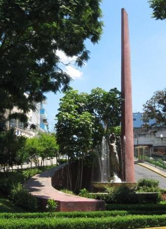Xalapa, México: Monumento a la Madre