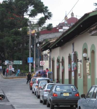 Downtown Xalapa