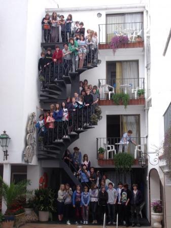 Hotel Neptuno & Apartments: groupppp:)