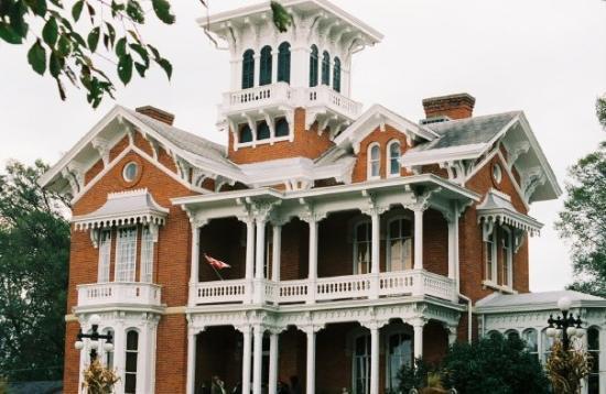 Belvedere Mansion: Galena, Illinois...Belvedier House