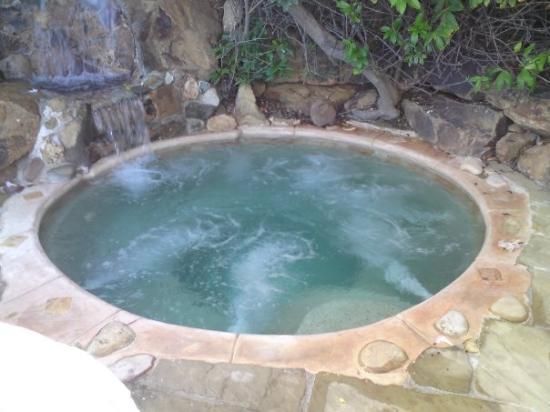 Necker Island: Hot Tub