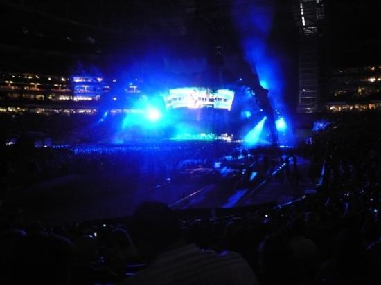 University of Phoenix Stadium: concierto en phoenix