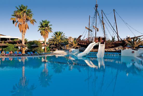 Kipriotis Village Resort: Pirate Ship